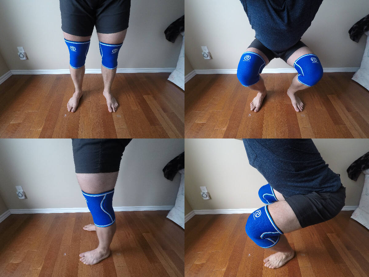 best knee sleeves for olympic weightlifting