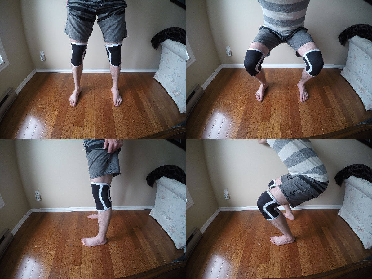 yawelift knee sleeves review